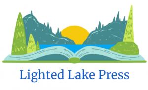 logo for Lighted Lake Press